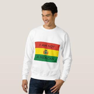 ボリビアないメキシコ人 スウェットシャツ