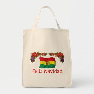 ボリビアのクリスマス トートバッグ