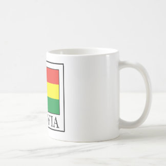 ボリビアのマグ コーヒーマグカップ
