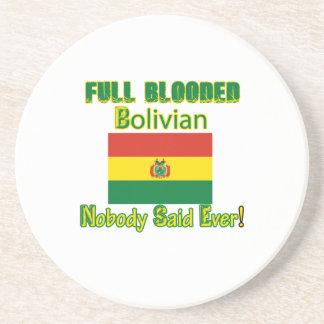 ボリビアの市民のデザイン コースター
