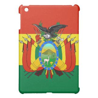 ボリビアの旗のAppleのiPadの場合 iPad Miniケース