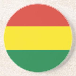 ボリビアの旗 コースター