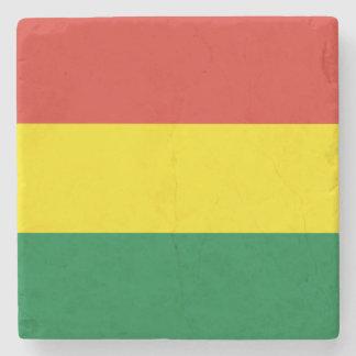 ボリビアの旗 ストーンコースター