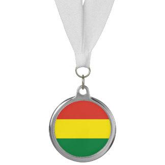 ボリビアの旗 メダル