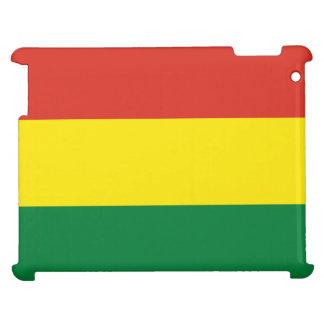 ボリビアの旗 iPadケース