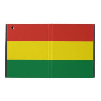 ボリビアの旗 iPad ケース