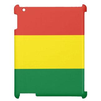 ボリビアの旗 iPad CASE