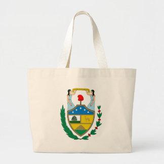 ボリビアの紋章付き外衣 ラージトートバッグ