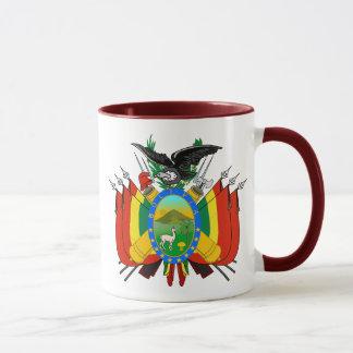 ボリビアの紋章 マグカップ