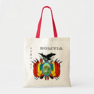 ボリビアの腕 トートバッグ