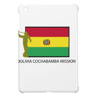ボリビアコチャバンバの代表団LDS CTR iPad MINIカバー
