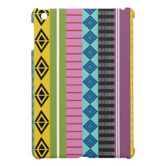 ボリビア人は縞で飾ります iPad MINIケース