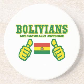 ボリビア人は自然に素晴らしいです コースター