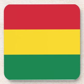 ボリビア ドリンクコースター