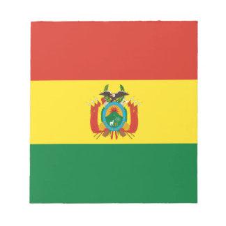 ボリビア ノートパッド