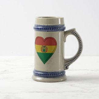 ボリビア ビールジョッキ