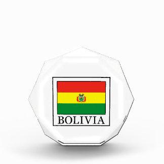 ボリビア 表彰盾