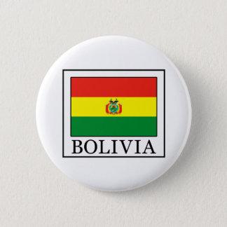 ボリビア 5.7CM 丸型バッジ