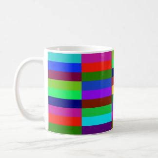 ボリビアMultihueはマグに印を付けます コーヒーマグカップ