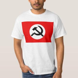 ボルシェビキの国民のパーティー、政治コロンビア Tシャツ