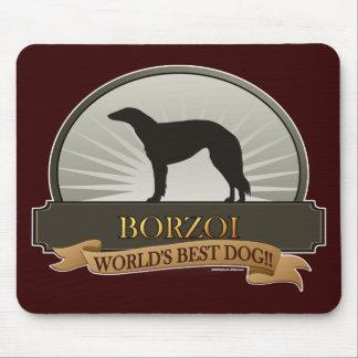 ボルゾイ マウスパッド