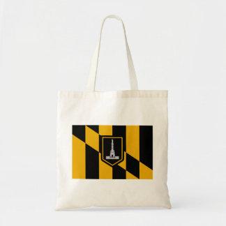 ボルティモアの旗 トートバッグ