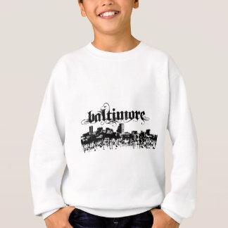 ボルティモアはあなたの都市のために置きました スウェットシャツ