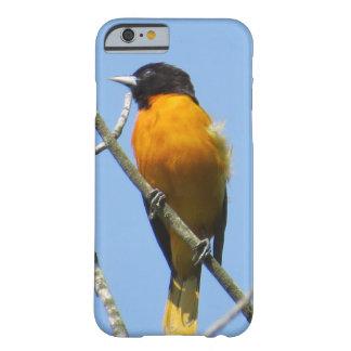 ボルティモア・オリオールズIPhone例 Barely There iPhone 6 ケース