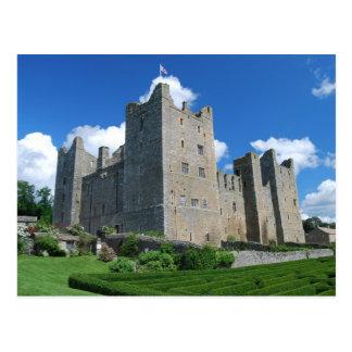 ボルトンの城の郵便はがき ポストカード