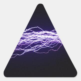 ボルト-たくさんのボルト 三角形シール