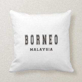 ボロネオマレーシア クッション
