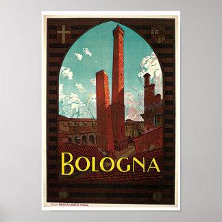 ボローニャ ポスター