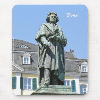 ボンのルートヴィヒ・ヴァン・ベートーヴェンの記念碑 マウスパッド