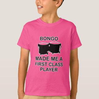 ボンゴのデザイン Tシャツ