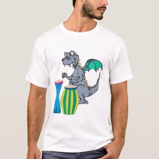 ボンゴのドラゴンのTシャツ Tシャツ