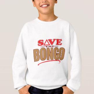 ボンゴの保存 スウェットシャツ