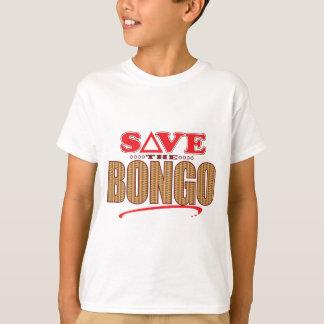 ボンゴの保存 Tシャツ