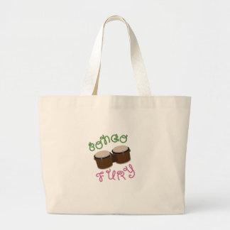 ボンゴの激怒 ラージトートバッグ