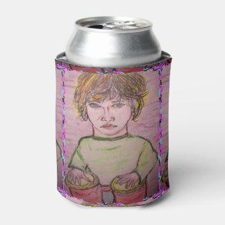 ボンゴの男の子 缶クーラー