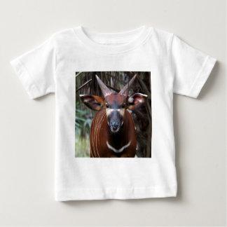 ボンゴの近い上り ベビーTシャツ