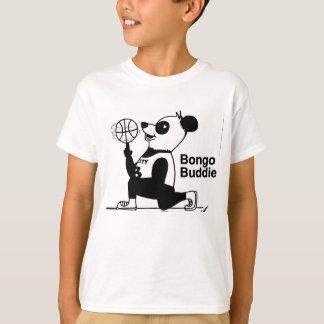 ボンゴのBuddieくま Tシャツ