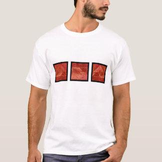 ボンベイのきらめく Tシャツ