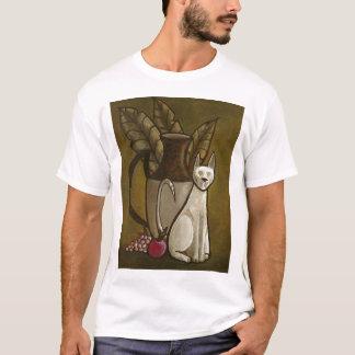 ボンベイ猫1 Tシャツ