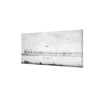 ボン、c.1630-36 キャンバスプリント