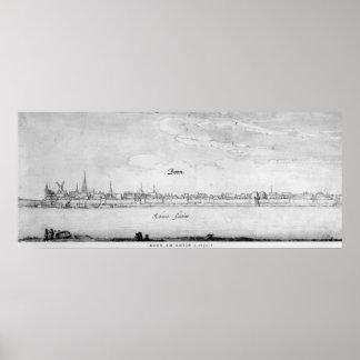 ボン、c.1630-36 ポスター
