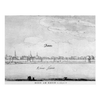 ボン、c.1630-36 ポストカード