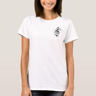 ボーカリスト問題リスト Tシャツ