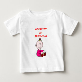 ボーカリスト ベビーTシャツ