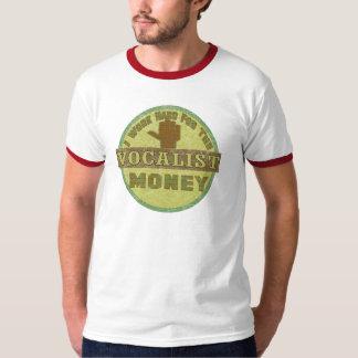 ボーカリスト Tシャツ