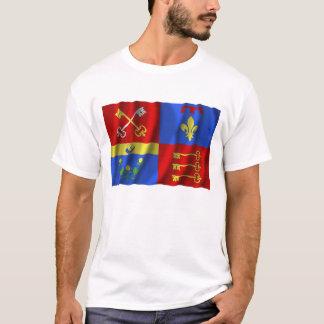 ボークリューズの振る旗 Tシャツ